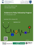 Evidence to Policy Fellowship Program