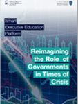 Open Enrollment : - Reimagining the Role of Governments in Times of Crisis- English